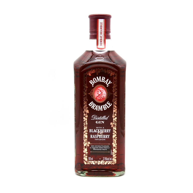 Bombay Bramble Infused Gin 37,5% 0,7 l