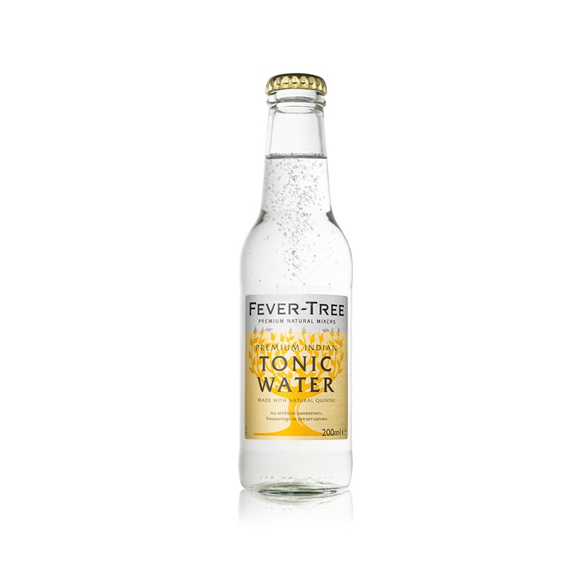 Fever Tree Indian Tonic Water 24x0,2 l