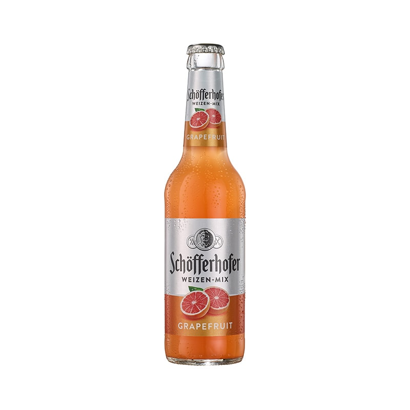Schöfferhofer Grapefruit 24x0,33 l