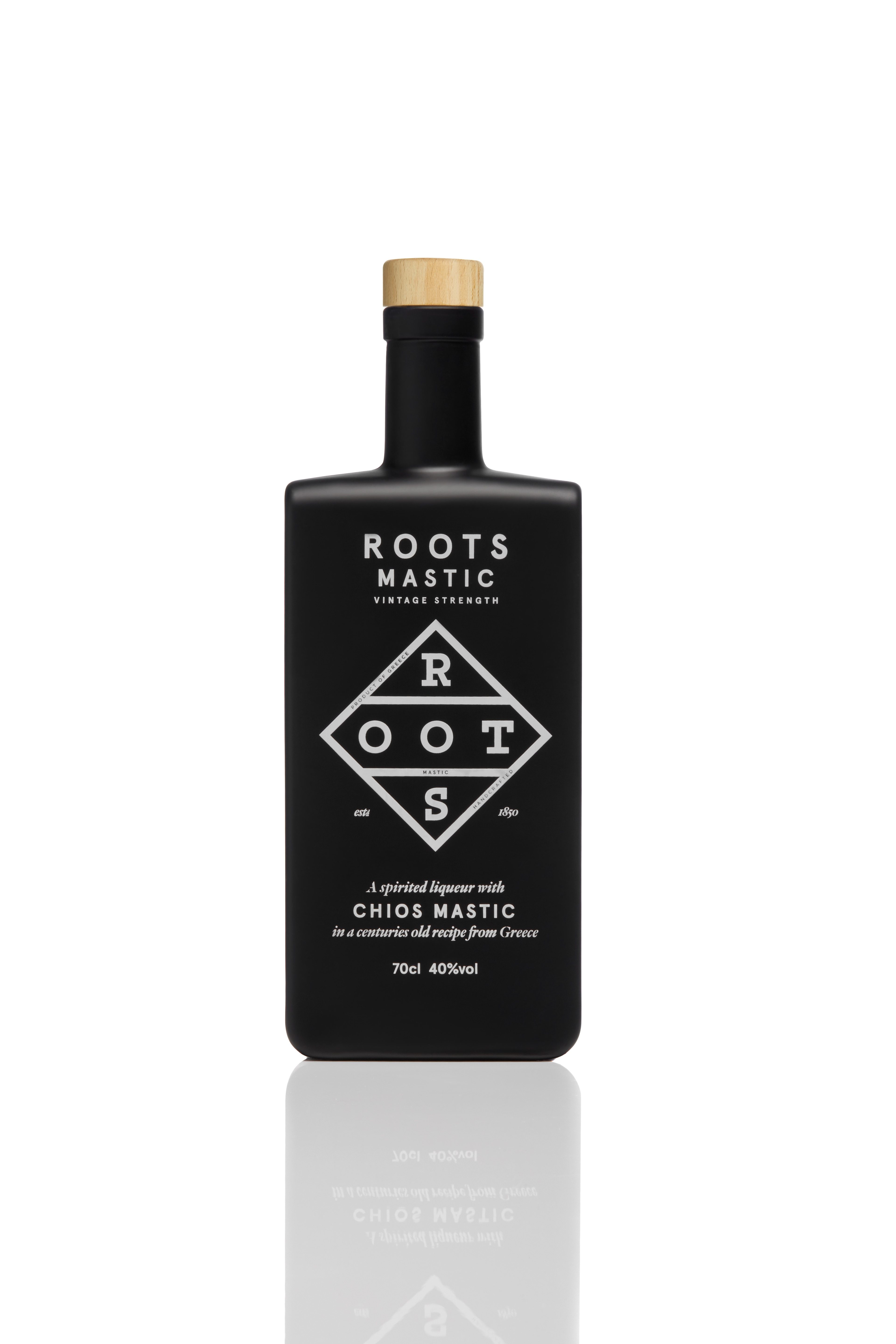 Roots Mastic Vintage Strength 40% 0,7 l