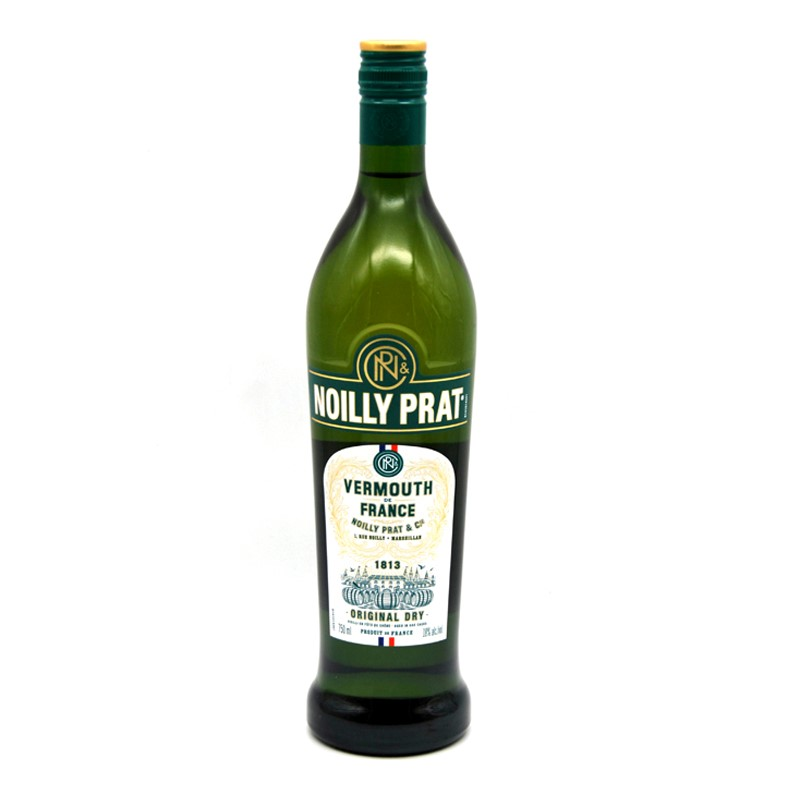Noilly Prat Vermouth French Dry 18% 0,75L