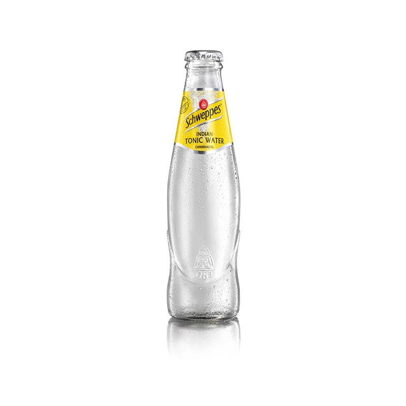 Schweppes Indian Tonic Water 24 x 0,2l