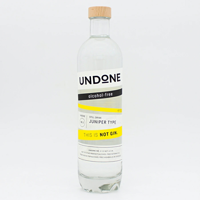 Undone No.2 This is not Gin 0% 0,7 L