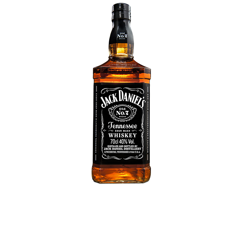 Jack Daniel's Old No. 7 Tennessee Whiskey 40% 0,7L