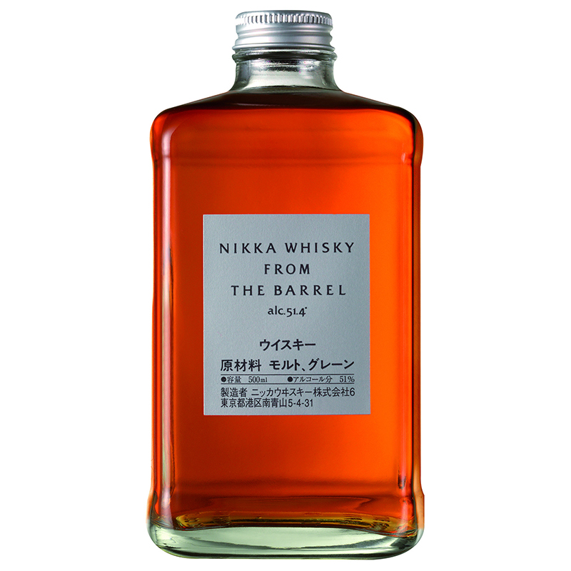 Nikka Whisky from the Barrel 51,4% 0,5L