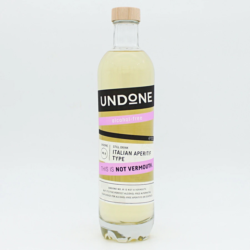 Undone No.8 This is not Vermouth 0% 0,7 L