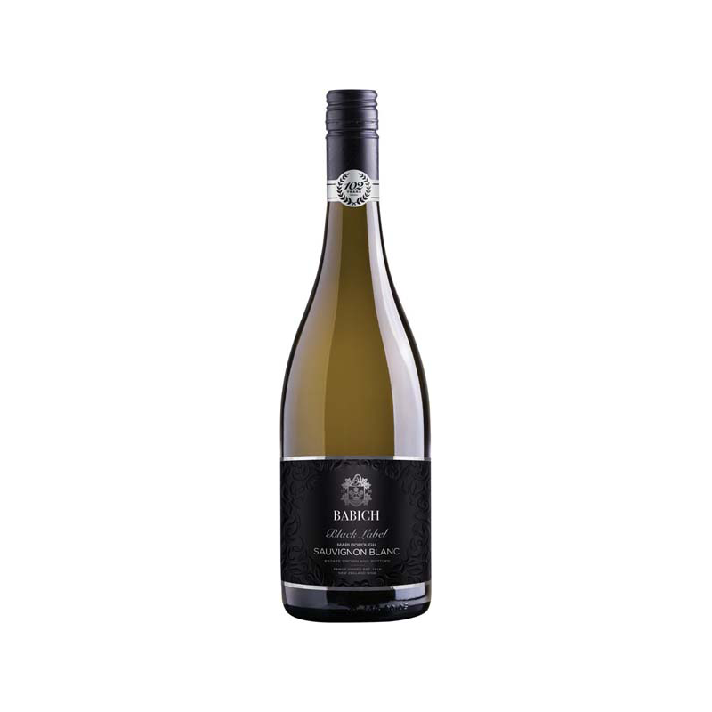 Babich Black Label Marlborough Sauvignon Blanc 0,75 l